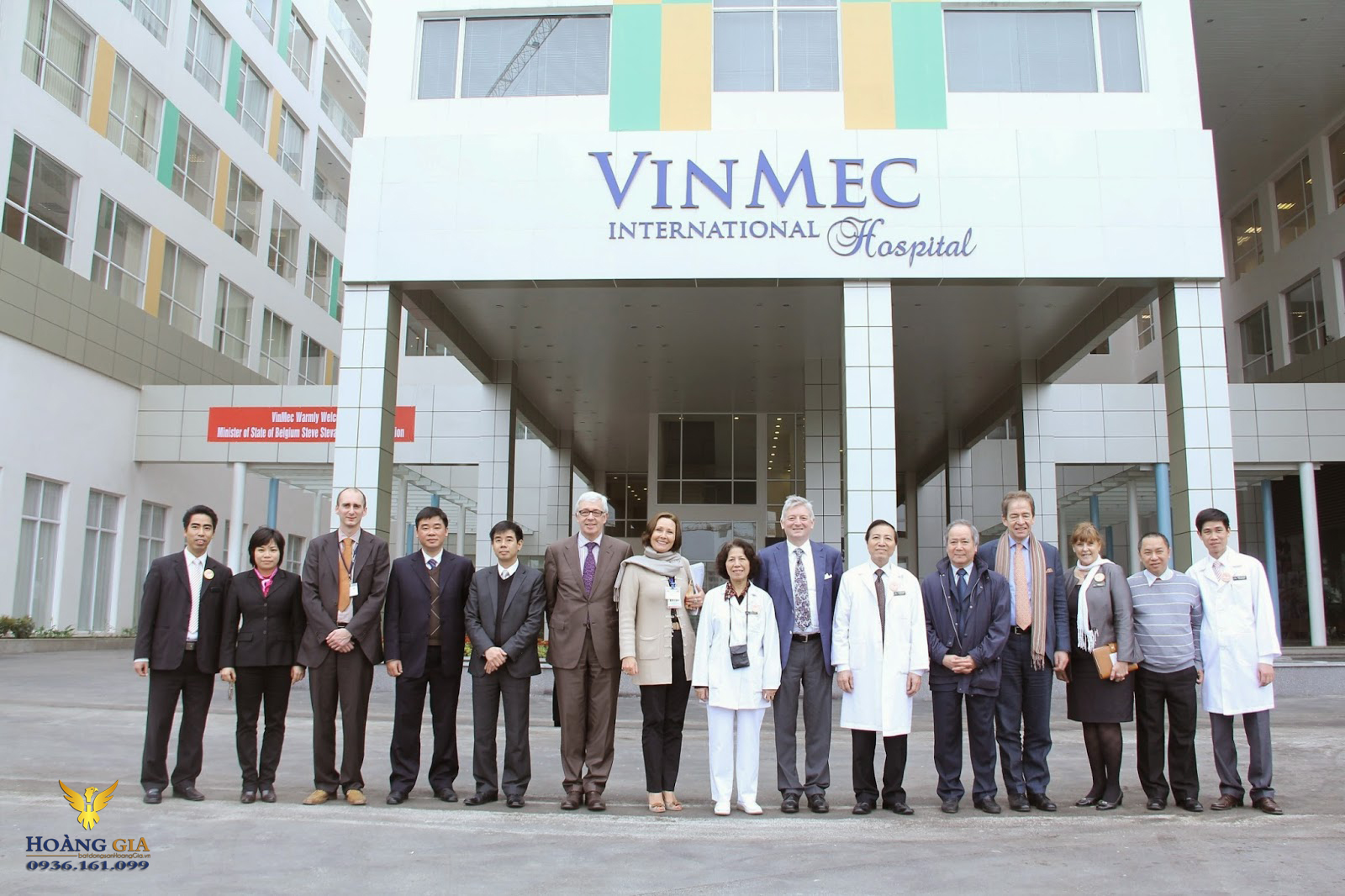 Bệnh viện Vinmec Vinhomes Nguyễn Chí Than