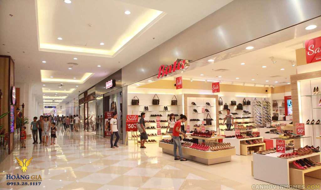 Trung tâm thương mại Vinhomes Nguyễn Chí Thanh